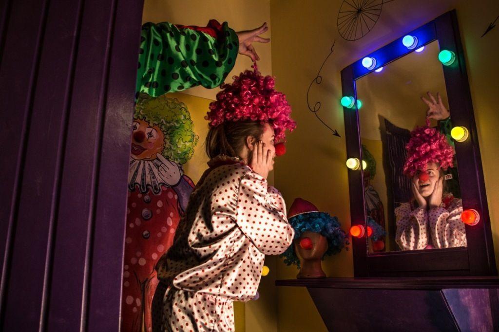 1 Фото квест комнаты Шапито в городе Одесса