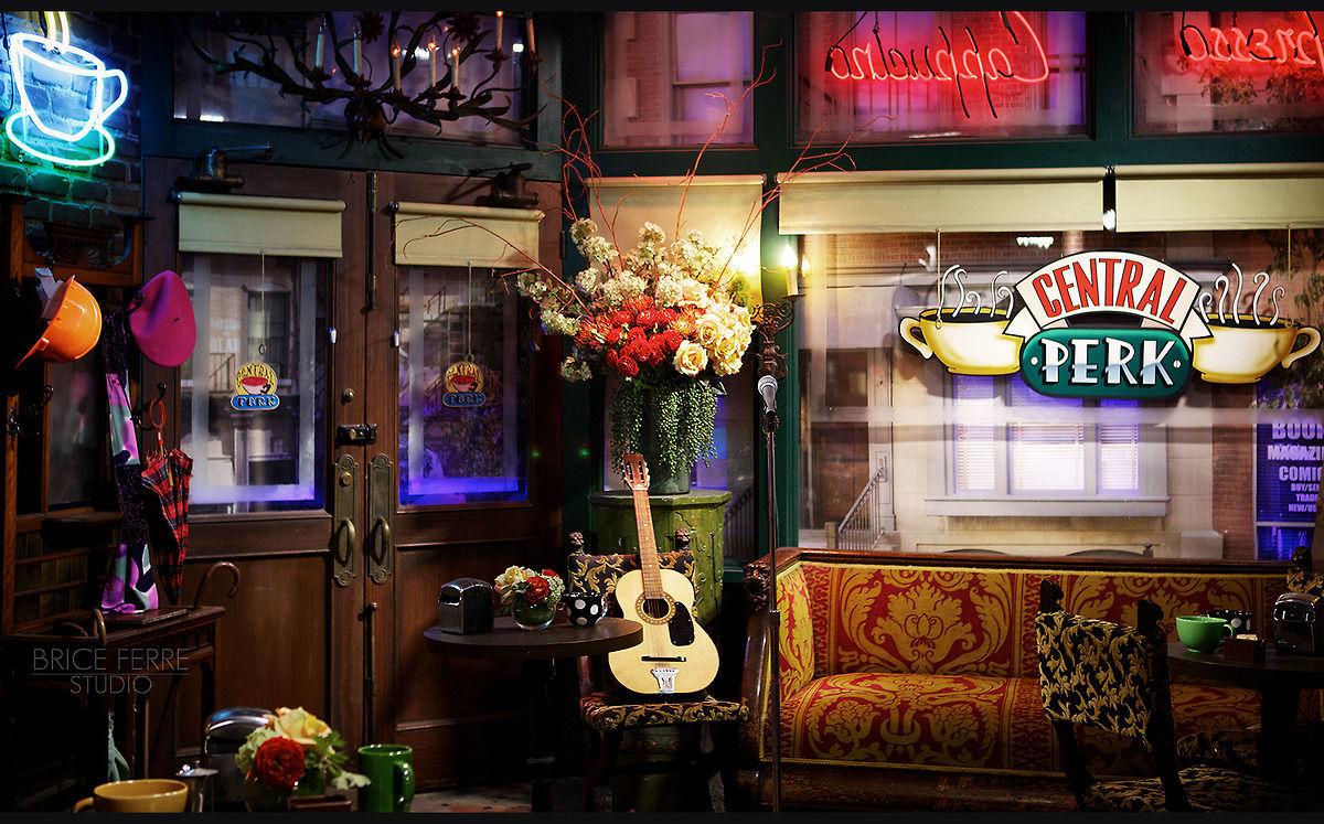 Картинка квест комнаты Friends в городе Львов