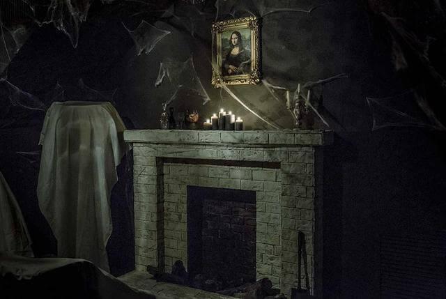 3 Фото квест кімнати Слої страху в місті Запоріжжя
