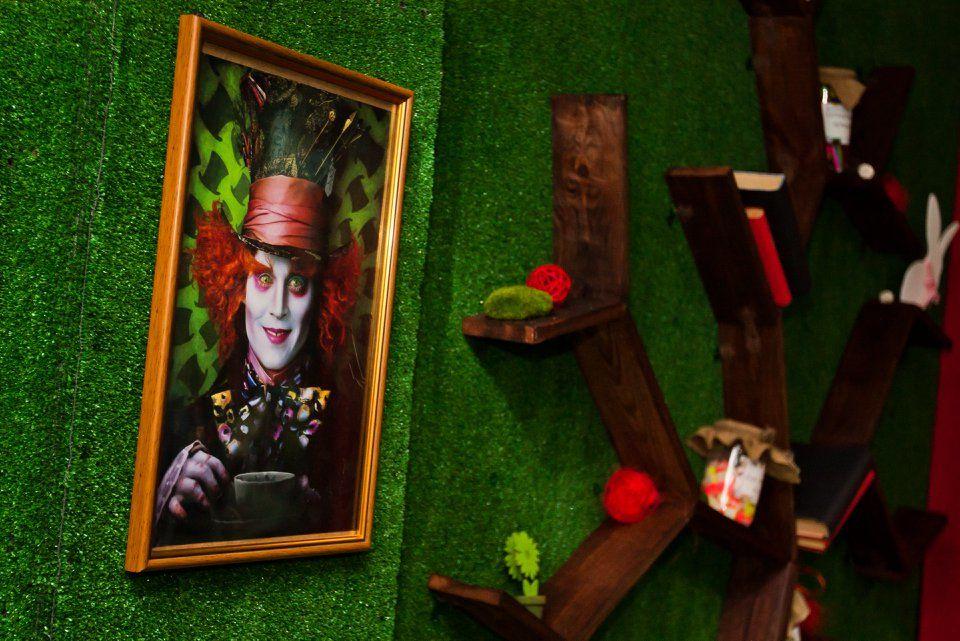 Картинка квест комнаты Wonderland (Алиса в стране чудес) в городе Запорожье