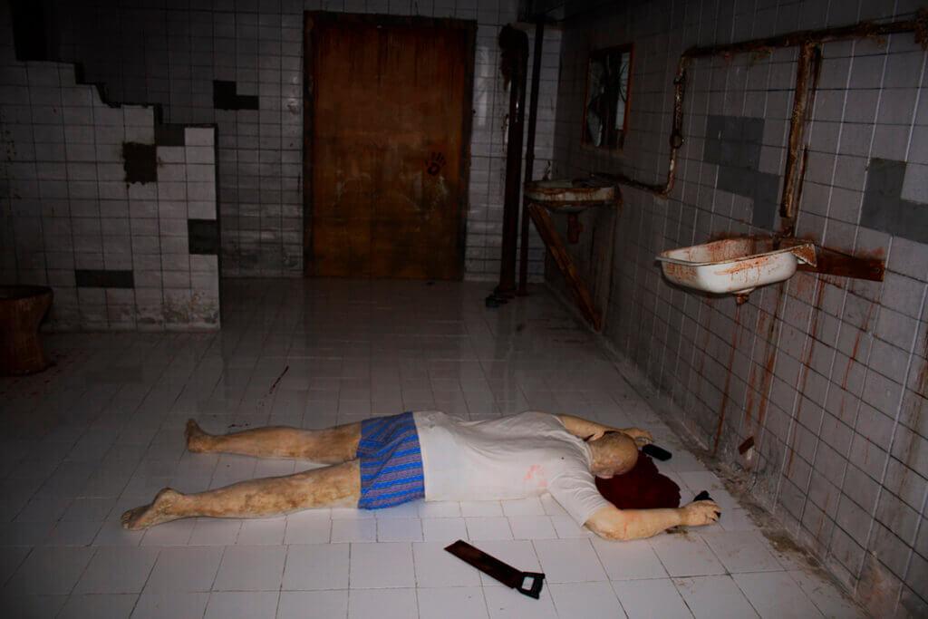 Фото квест комнаты Пила в городе Харьков