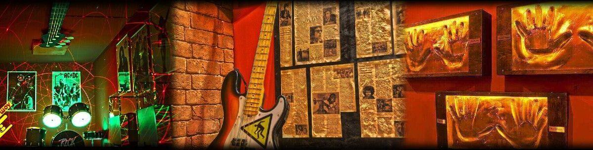 Картинка квест комнаты ROCK`N`ROLL в городе Одесса