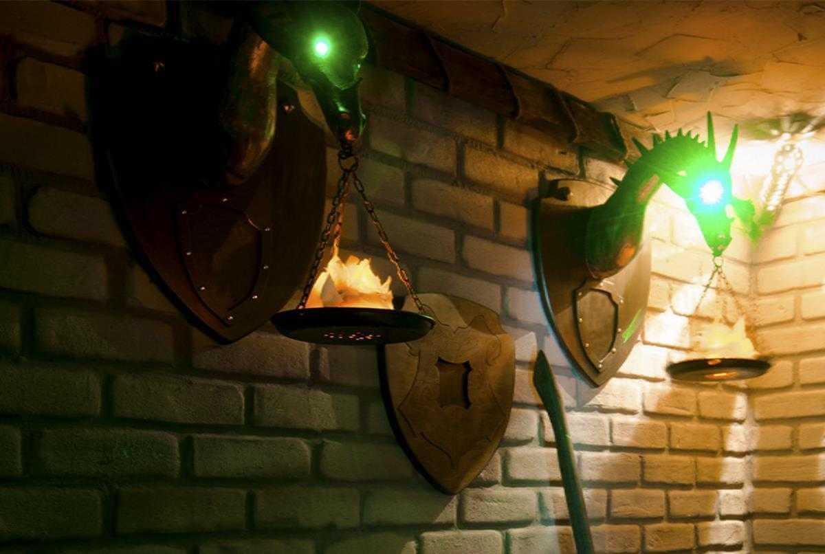 2 Фото квест кімнати Гаррі Поттер в місті Запоріжжя