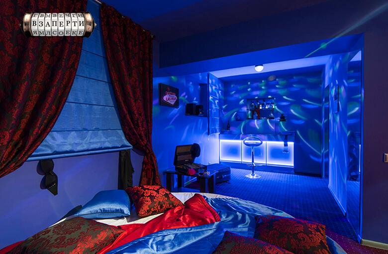 Фото квест комнаты Похмелье в Вегасе в городе Киев